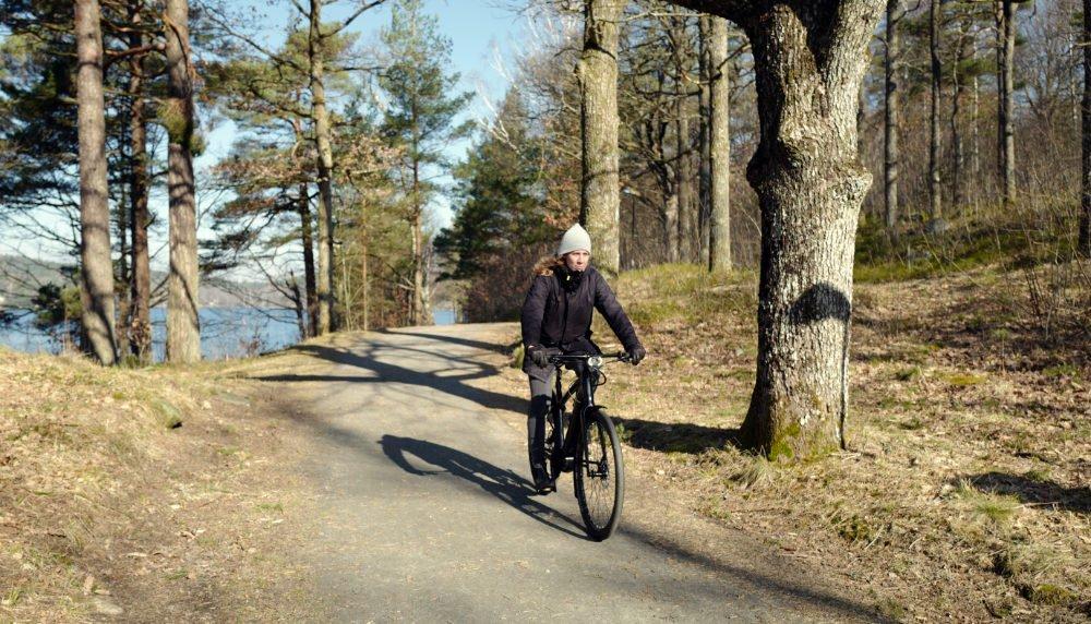 cykel våren